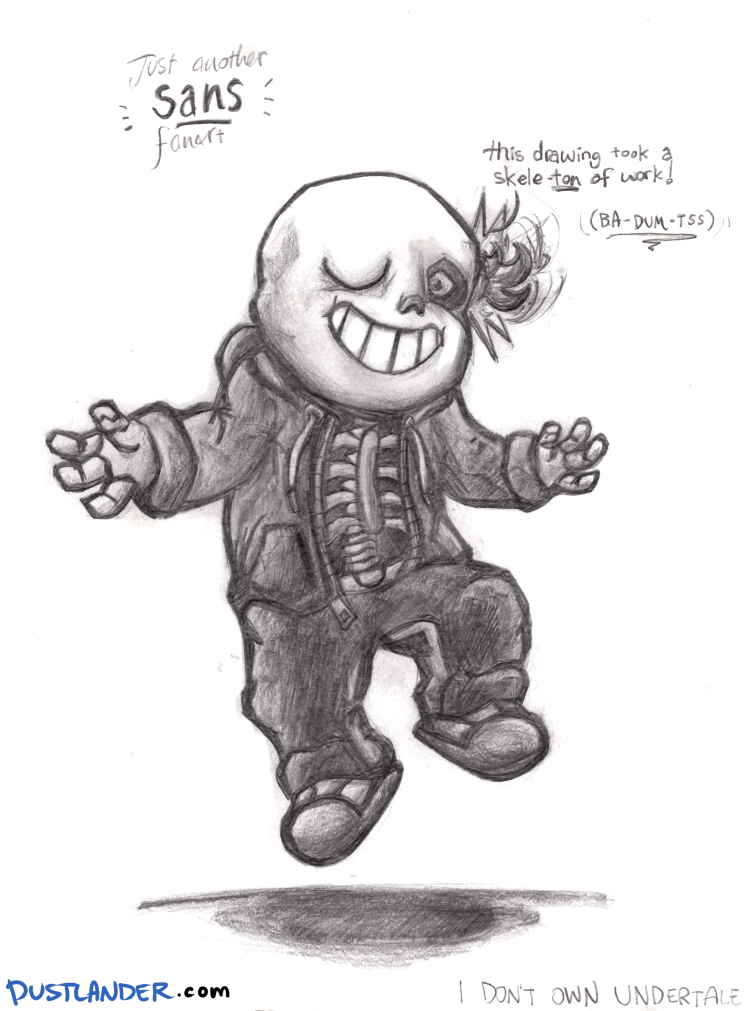 Just Another Sans Fanart