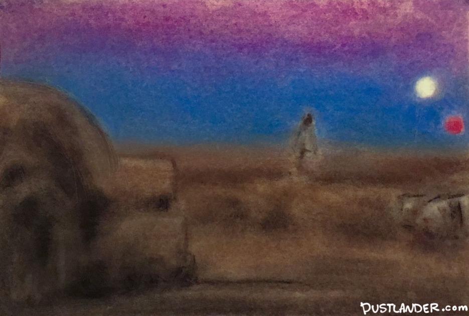 Tatooine Landscape